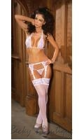 Sheer Stay Up Thigh Highs  EM-1753